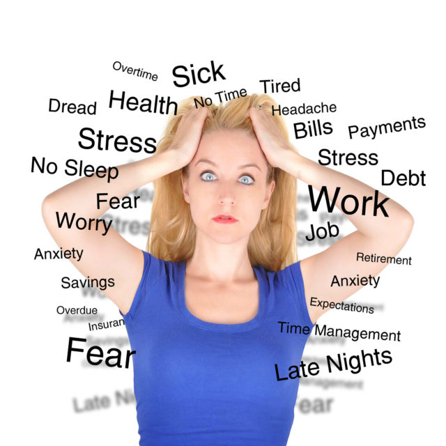 Stress is bij acne een van je ergste vijanden